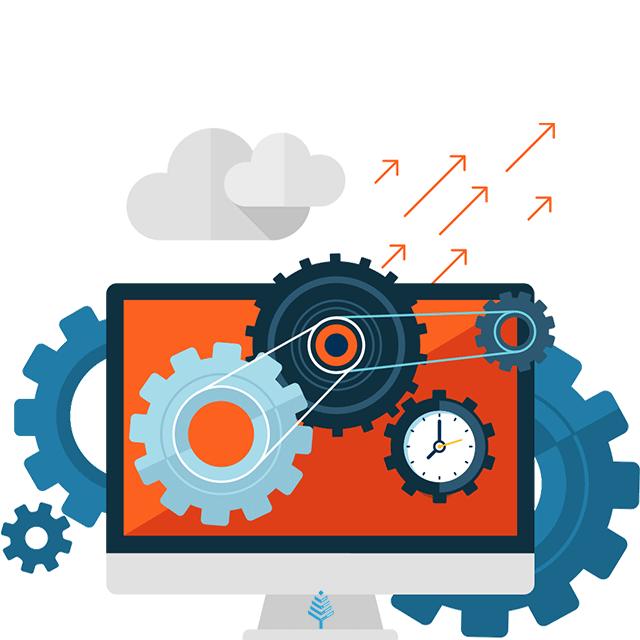 خدمات مدیریت ، نصب و کانفیگ سرور